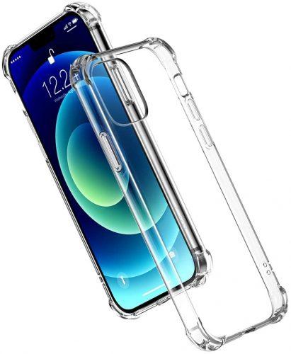UGREEN Siliconen iPhone 12 (Pro) Hoesje voor €7,79 door kortingscode