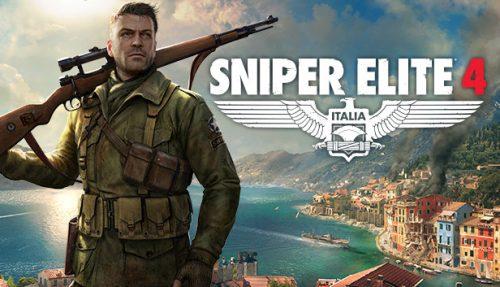 Sniper Elite 4 PC voor €8,99
