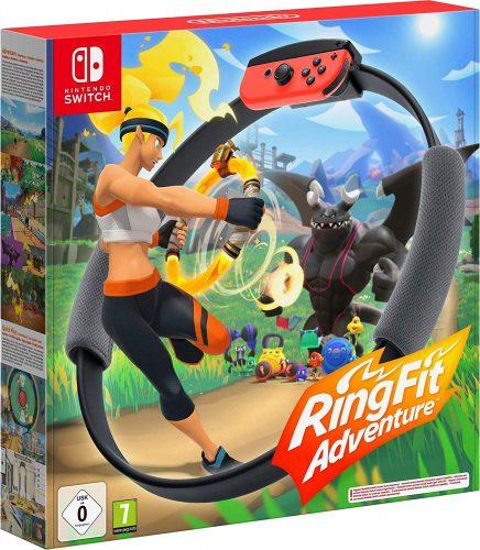 Ring Fit Adventure Nintendo Switch voor €55,04 door kortingscode