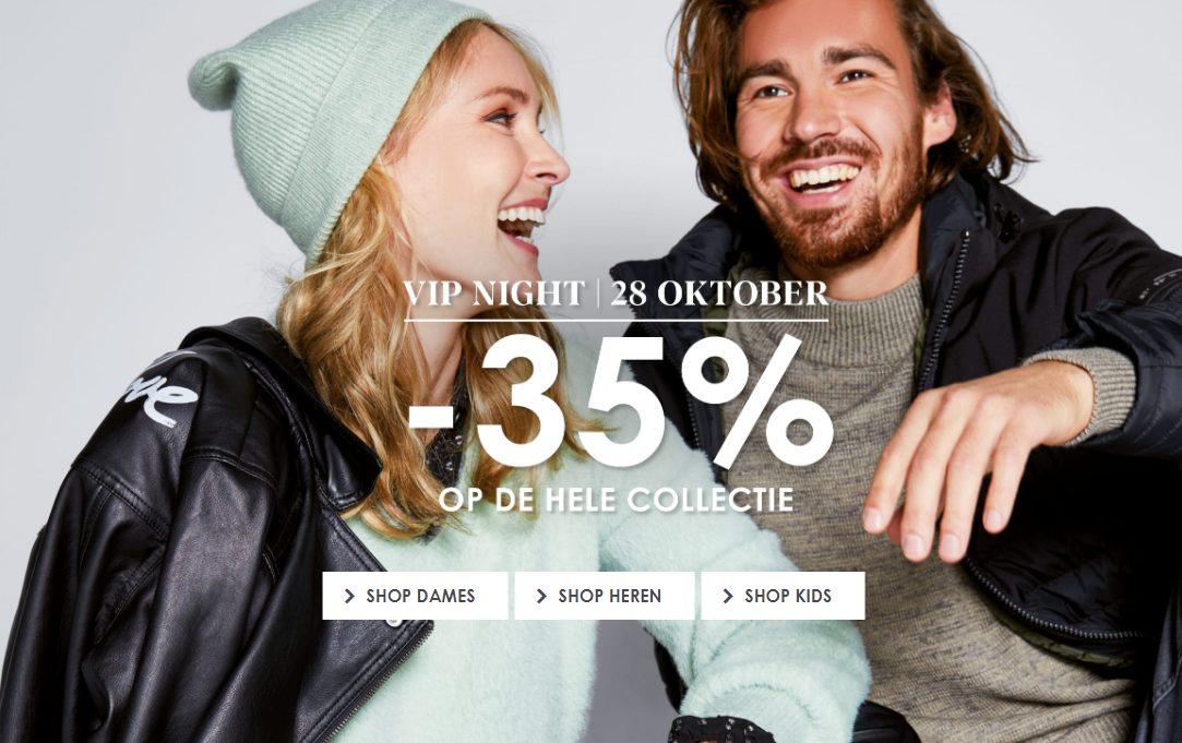 35% Korting op de hele collectie bij Jeans Centre