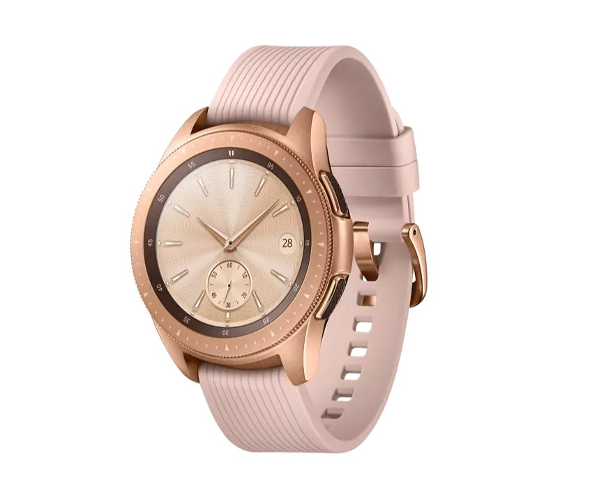 [Singles Day] SAMSUNG Galaxy Watch 42mm Roségoud voor €168,21