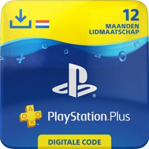 PlayStation Plus 12 Maanden voor €44