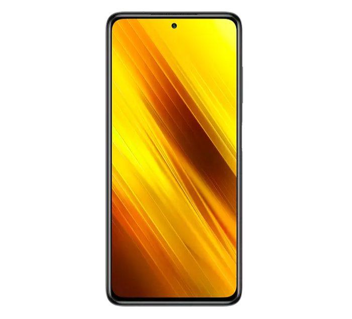 Xiaomi Poco X3 128GB voor €199