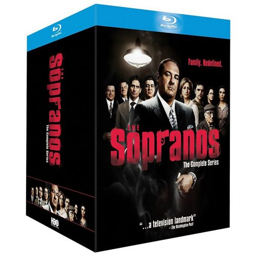 The Sopranos Blu-ray – The Complete Collection voor €45,89