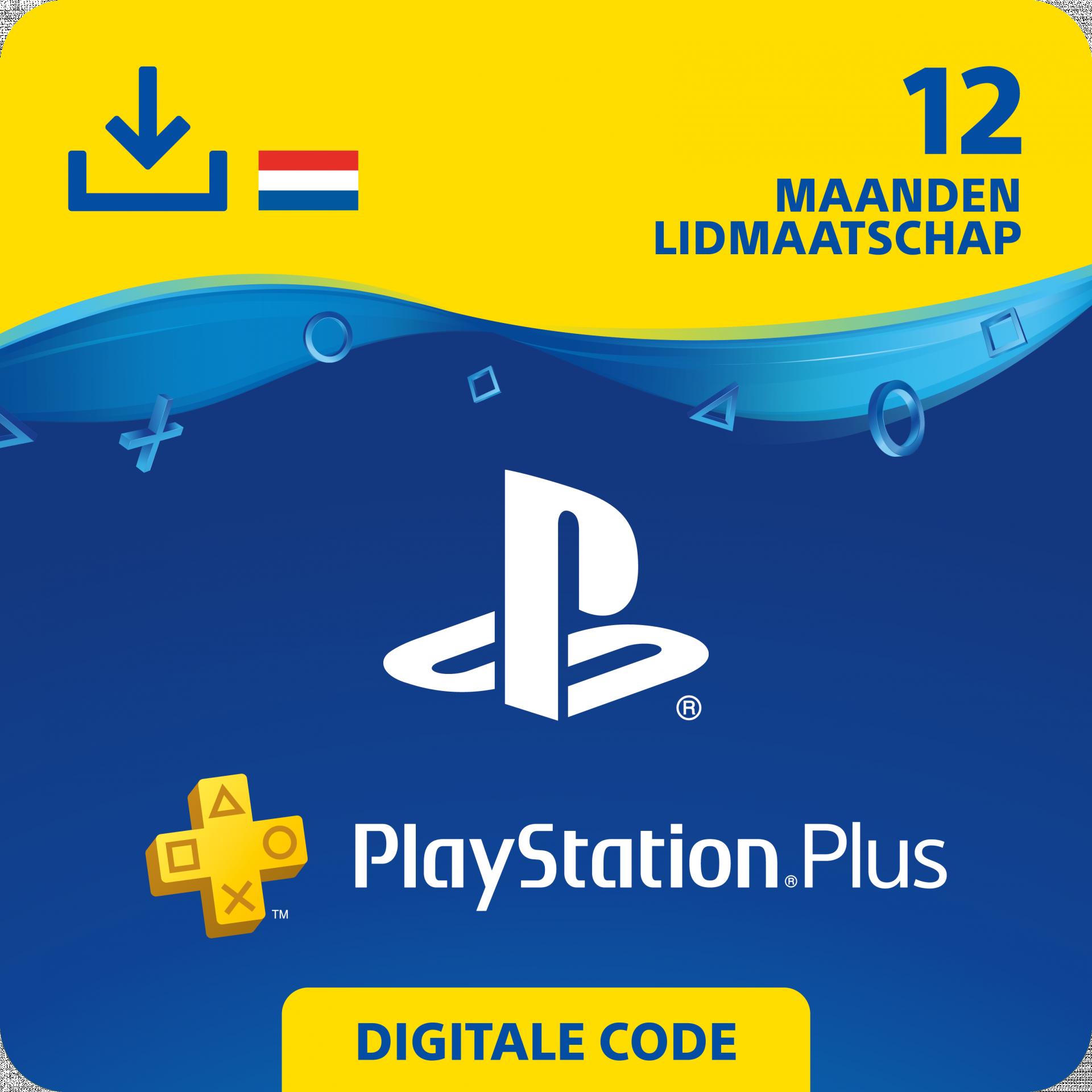 Playstation Plus 12 maanden lidmaatschap voor €42,67 door kortingscode