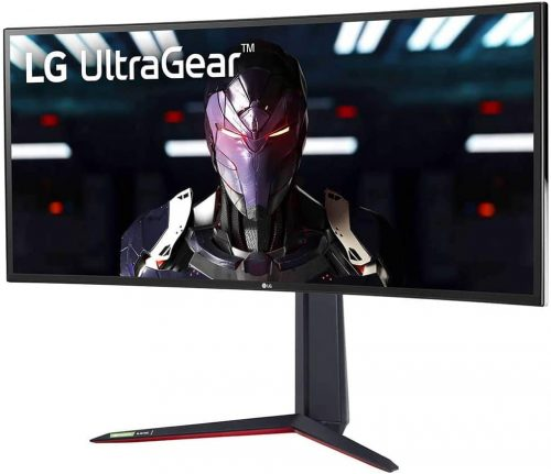 LG Ultragear 34GN850-B 34″ Curved Nano-IPS Gaming Monitor 1440p, 144Hz, 1ms voor €799