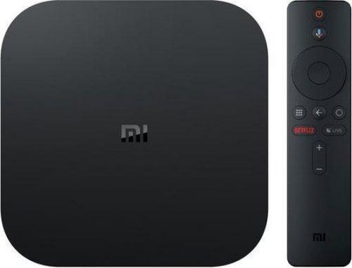 Xiaomi Mi Box S 4K Android TV Global Version voor €33,42 door kortingscode