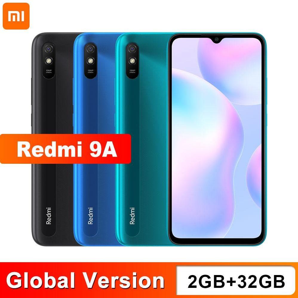 Xiaomi Redmi 9A 32/2GB voor €50,03 door kortingscode