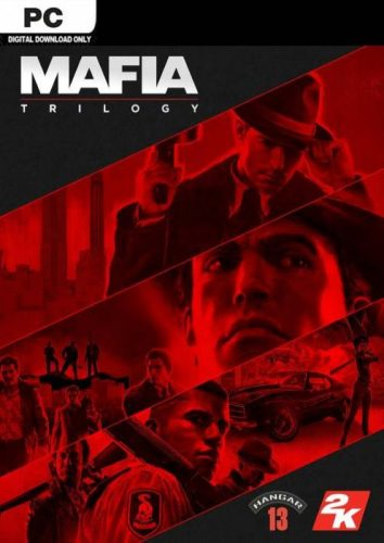 Mafia Trilogy: Definitive Editions PC voor €22,59