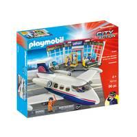 Playmobil City Action luchthaven en vliegtuig 70114 voor €39,98