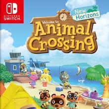 Animal Crossing New Horizons (Nintendo Switch) voor €39,49