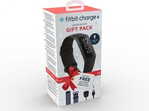 Fitbit Charge 4 Kersteditie Giftpack voor €99