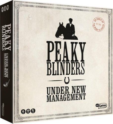 Peaky Blinders – Under New Management – Bordspel voor €19,99
