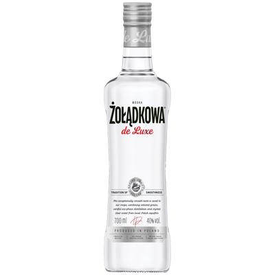 Zoladkowa de Luxe 70CL Wodka voor €9,99