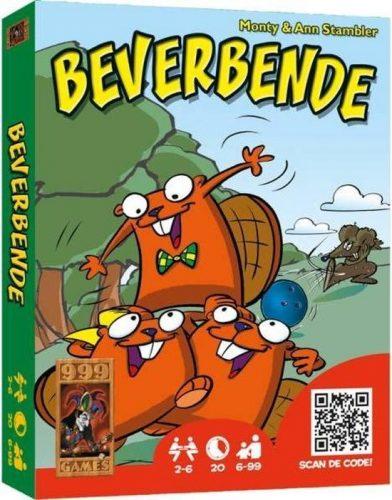 Beverbende – Kaartspel voor €8,99