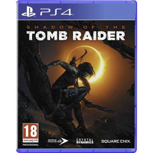 Shadow of the Tomb Raider PS4 voor €18