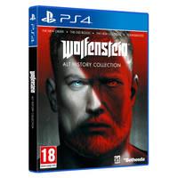 Wolfenstein Alt History Collection PS4 voor €19,98
