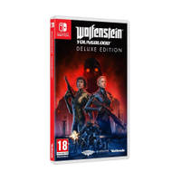 Wolfenstein Youngblood Deluxe Edition Nintendo Switch voor €9,98