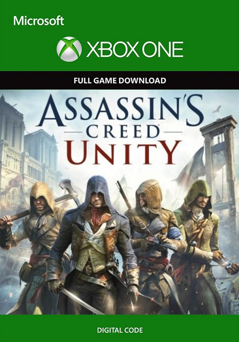 Assassin's Creed Unity Xbox One voor €0,89
