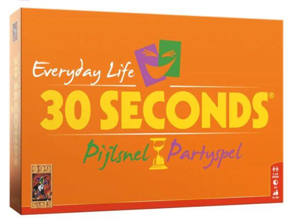30 Seconds Everyday Life van 999 Games voor €14,99