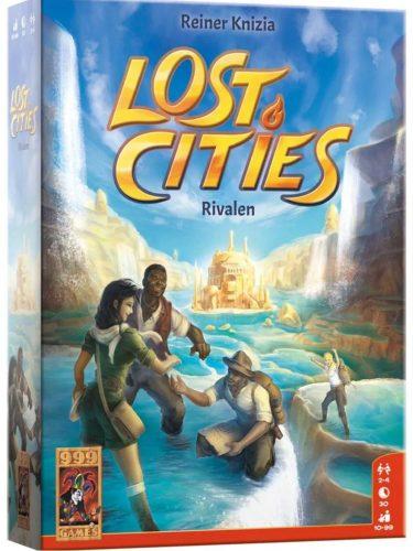 Lost Cities Rivalen Kaartspel voor €4,99
