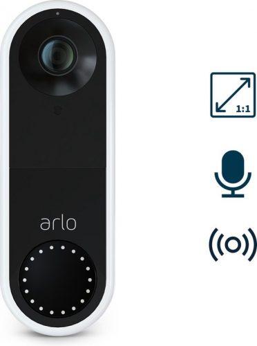 ARLO Wired Videodeurbel voor €139,99