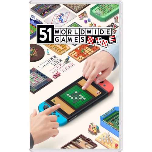 51 Worldwide Games Nintendo Switch voor €19,99