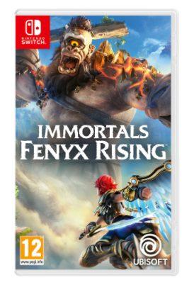 Immortals Fenyx Rising voor Nintendo Switch €33