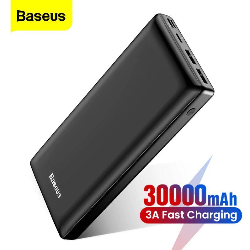 Baseus 30000Mah Powerbank voor €18,87