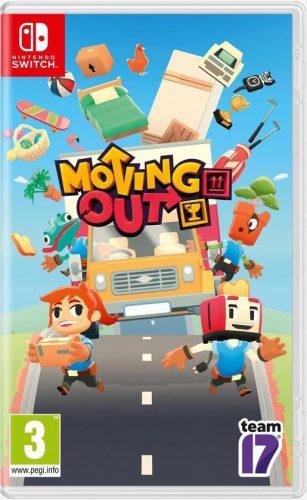 Moving Out voor Nintendo Switch voor €20,89