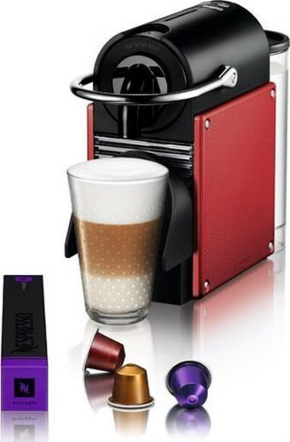 Magimix Nespresso Pixie M110 – Koffiecupmachine – Rood voor €69