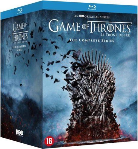 Game of thrones – Seizoen 1-8 (Blu-ray) voor €64,99