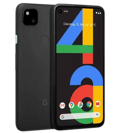 Google Pixel 4a 128GB Black voor €299