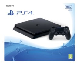 SONY PlayStation 4 Slim 500 GB voor €219