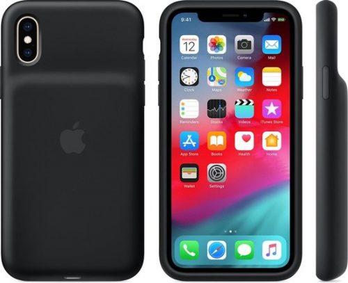 Apple Smart Battery Case voor de iPhone XS/X voor €51,85