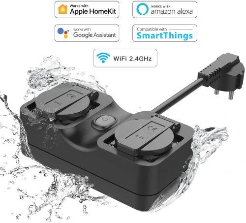 Meross Smart Outdoor stopcontact voor €24,99 door kortingscode