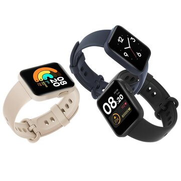 Xiaomi Mi Lite Horloge met GPS voor €38,67 door kortingscode