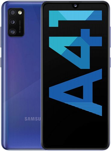 Samsung Galaxy A41 Blauw voor €199