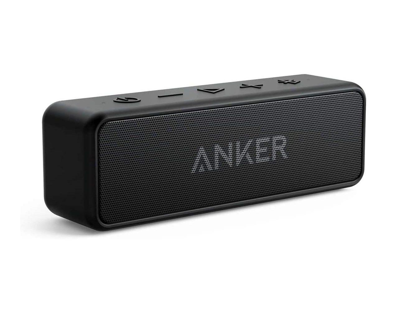 Anker SoundCore 2 Bluetooth Speaker voor €30,67