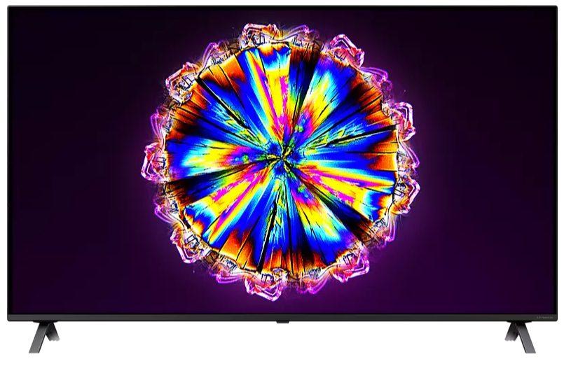 LG 65NANO806NA Nanocell 65″ 4K LED Smart-TV voor €677 na cashback