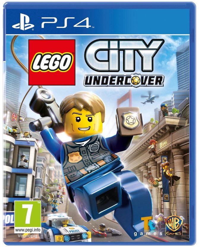 LEGO City Undercover voor €16,75