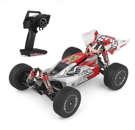 Wltoys XKS 144001 1/14 2.4GHz RC Buggy 4WD Racing Off-Road voor €72,99