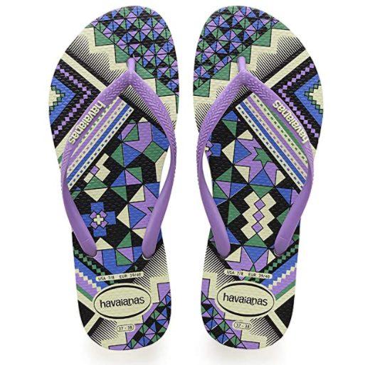 Havaianas Slim Tribal Dames slippers voor €7,95