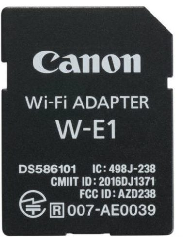 Canon W-E1 Intern WLAN voor €19