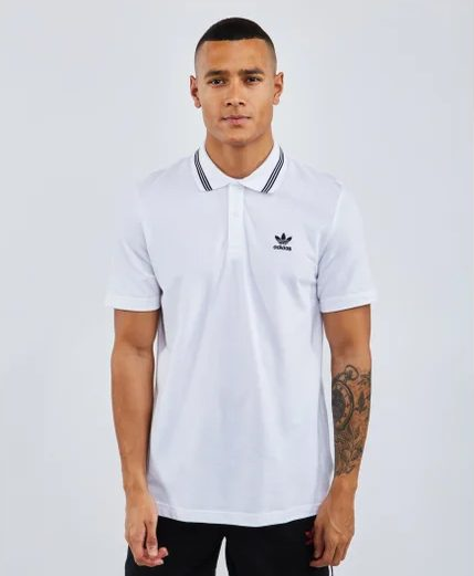 adidas Pique Polo Wit voor €9,99