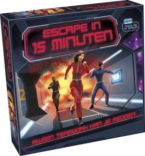 Escape in 15 Minuten – Bordspel voor €12,99