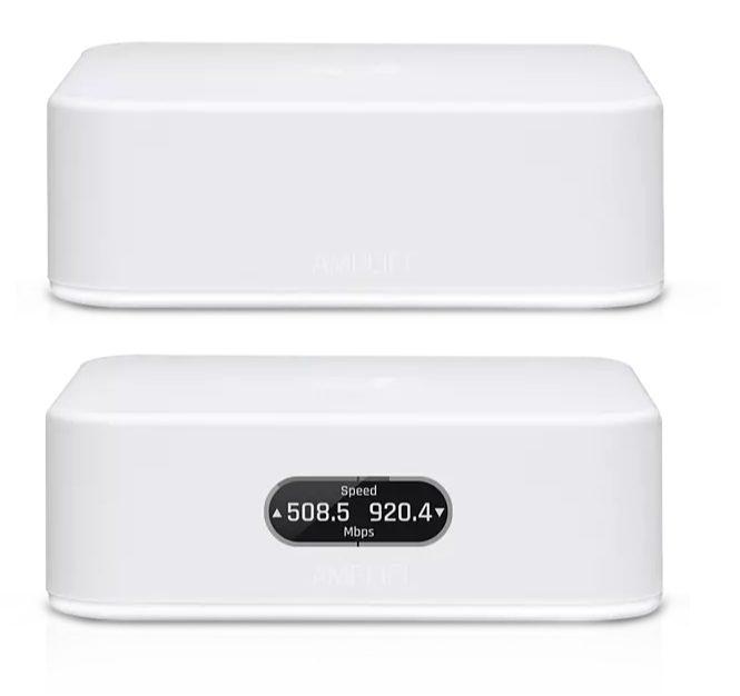 UBIQUITI Amplifi Instant – Duo pack – Multiroom Wifi voor €99,95