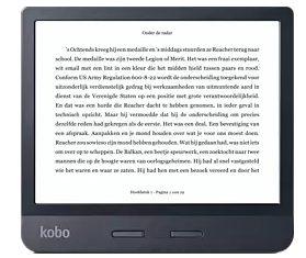 Kobo Libra H2O e-reader – Waterdicht – Grote 7 inch scherm voor €159