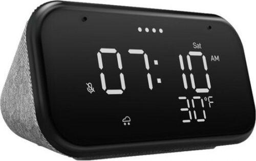 Lenovo Smart Clock Essential met Google Assistant voor €34,99