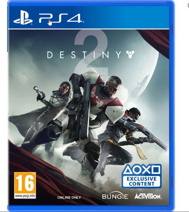 Destiny 2 PS4™ & PS5™ gratis